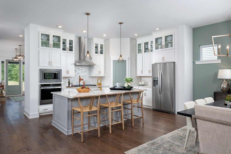 Interior:The Keaton - Kitchen