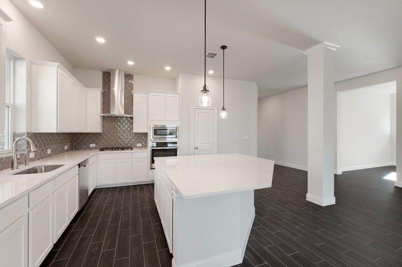Interior:The Northdale - Kitchen