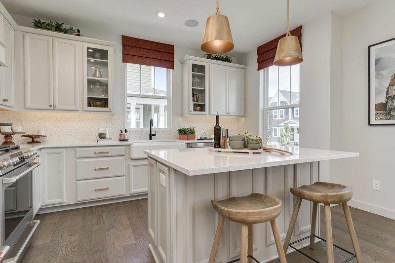 Interior:The McMahon - Kitchen