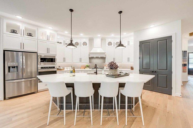 Interior:The Pinto - Kitchen