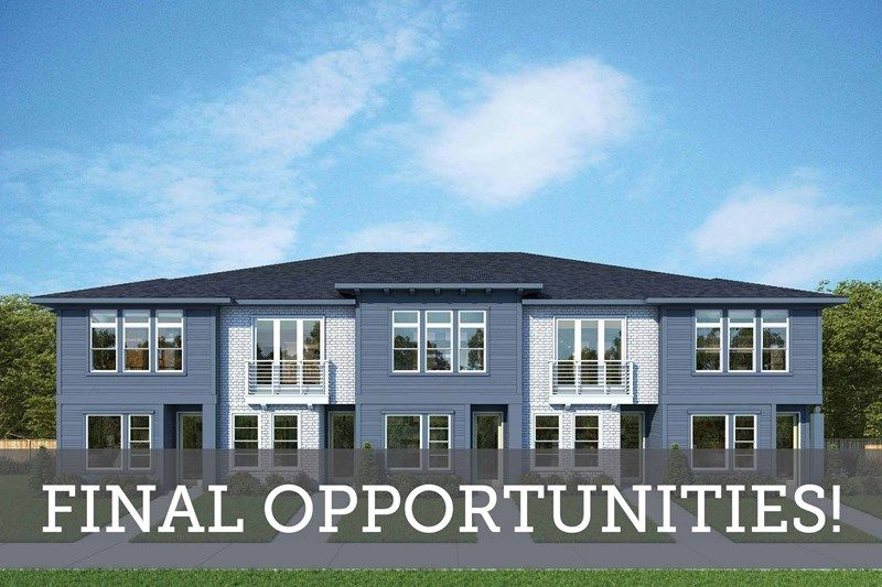 LaureatePark at Lake Nona Townhome Series - Final Opportunities.