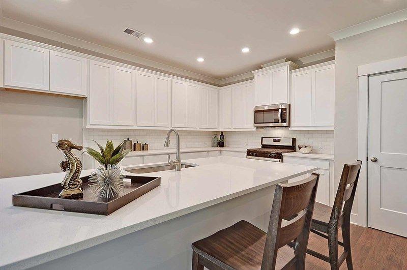 Interior:The Wrightwood - Kitchen