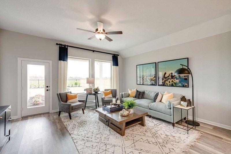 Interior:Formal Living Room