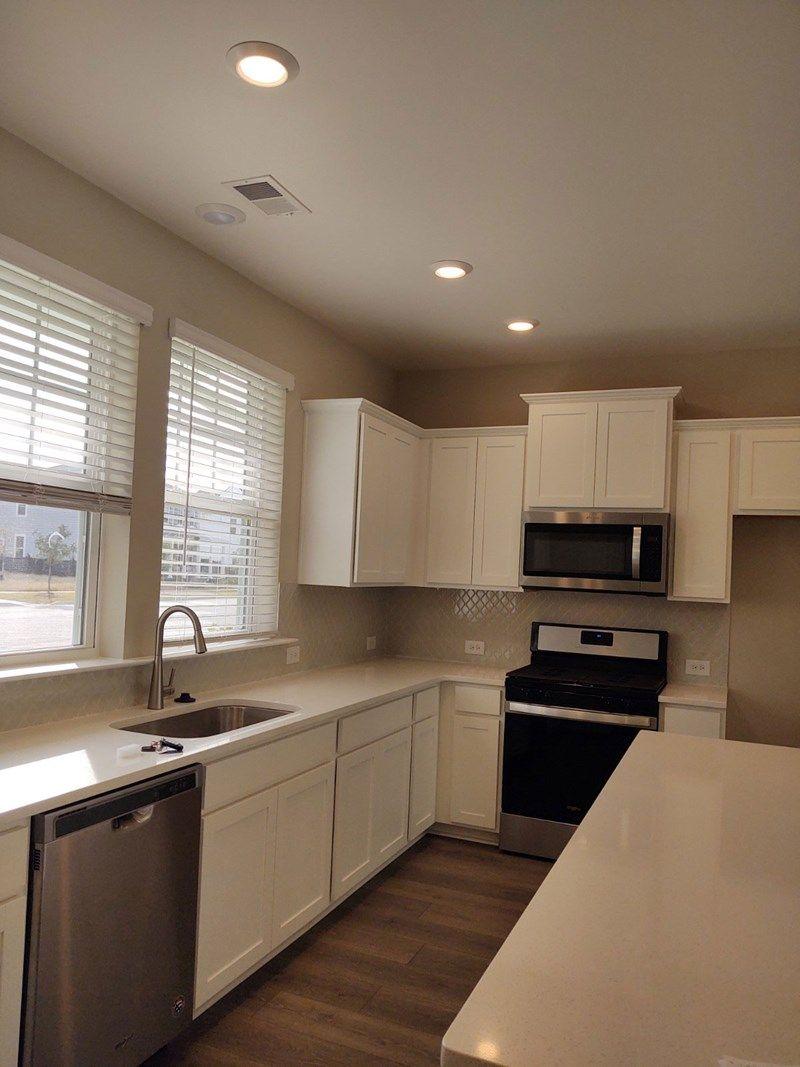 Interior:The Flagmore - Kitchen