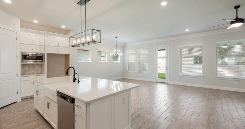 Interior:The Shane - Kitchen