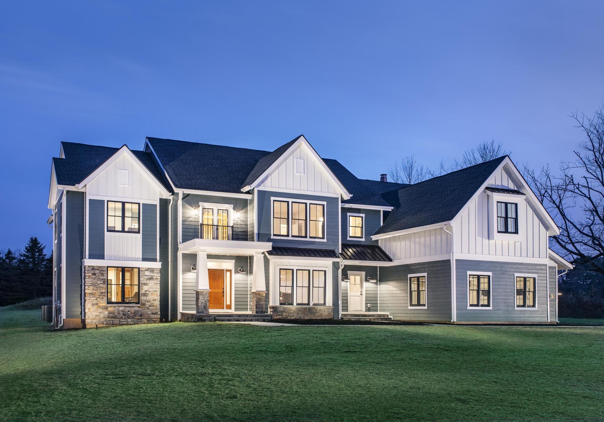 The Birch Modern Farmhouse:Farmhouse