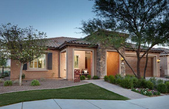 Exterior:New Home Construction - Pursuit Exterior