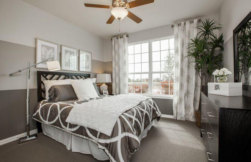 Abbeyville:Secondary Bedroom