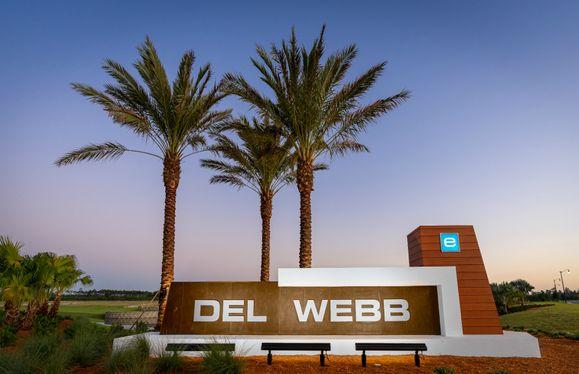 Del Webb eTown Monument