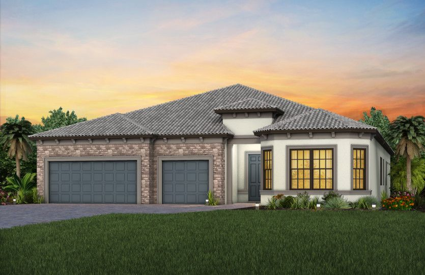 Renown:Exterior FM3 with optional stone