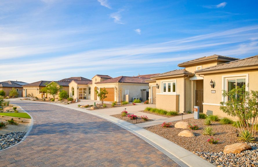 10 Single Story Model Homes