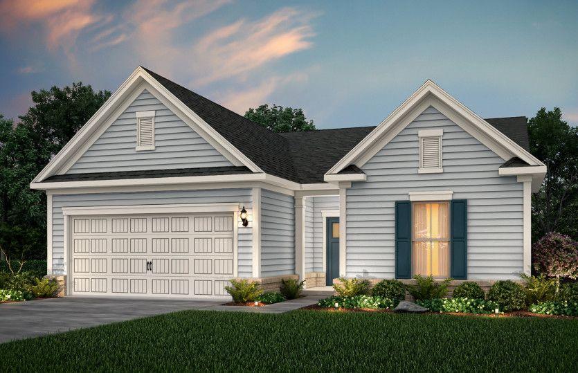 Summerwood:Home Exterior LC1A