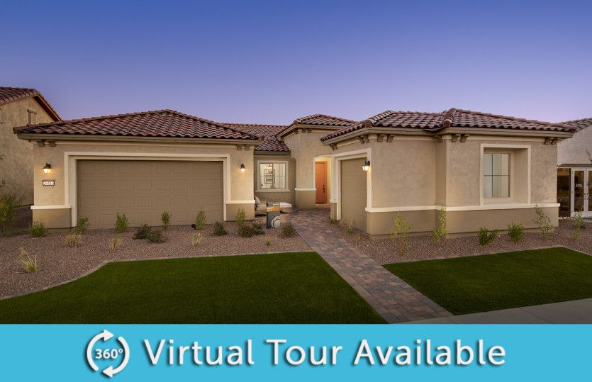 Serenity:New Homes in Buckeye at Sun City Festival