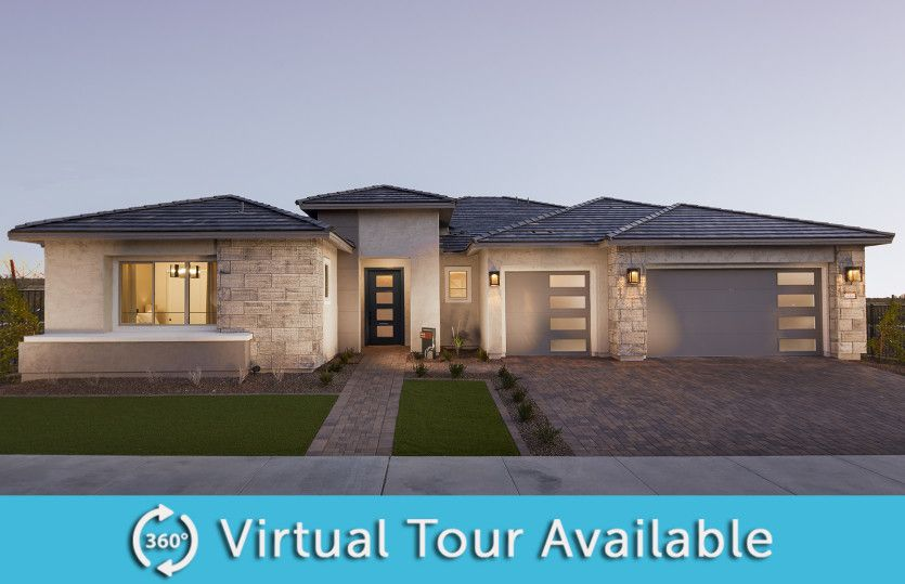 Virtue:Virtue Single-Story Exterior Home