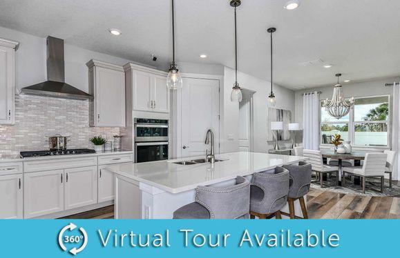Mystique Grand:Kitchen & Dining Room