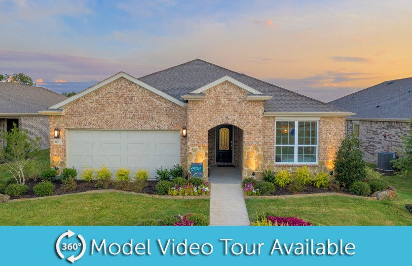 Abbeyville:Abbeyville Model Home, Exterior C