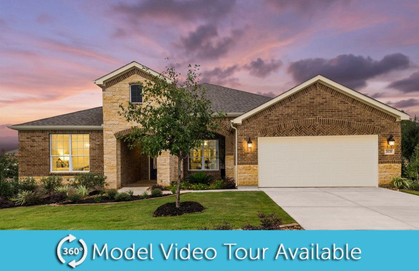Magnolia:Magnolia with Exterior D Model Home