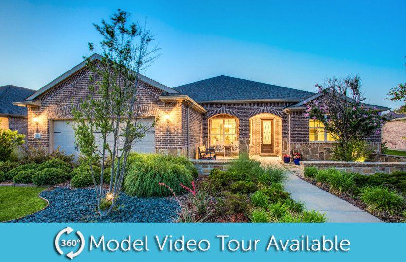 Napa Valley:Napa Valley with Exterior B Model Home