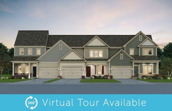 Bluemont:Bluemont Exterior – Villas Series