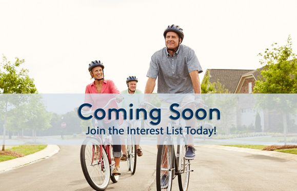 Join the Interest List Today!