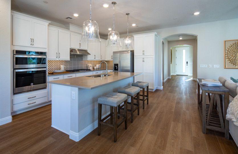 Brownstone:Kitchen