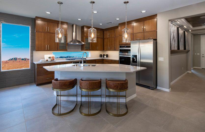 Silver Creek:Spacious Kitchen