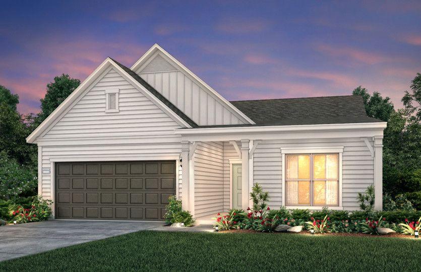 Summerwood:Home Exterior LC2A