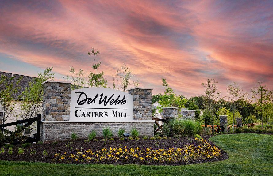 Carter's Mill by Del Webb