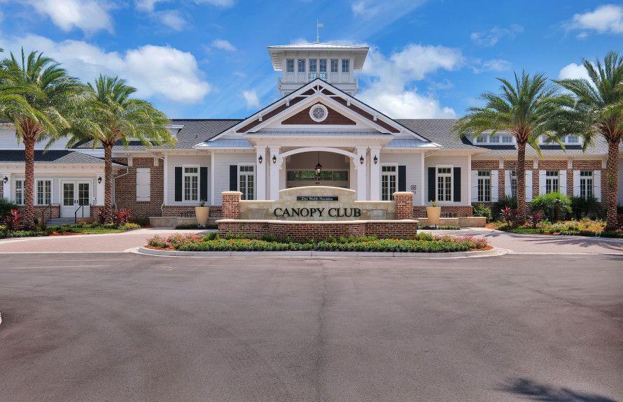 Canopy Club Entrance