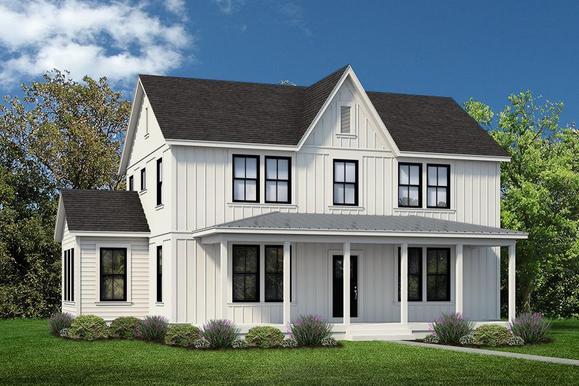 Exterior:LindenFarmhouse