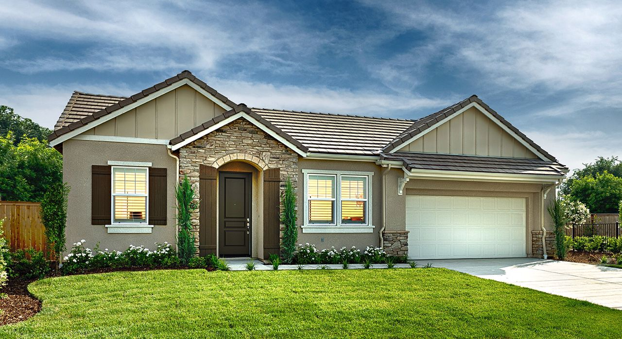 Envision At Loma Vista In Clovis Ca New Homes By De Young Properties