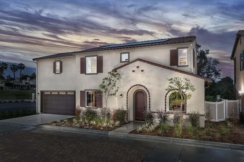 Plan Five :Model Home