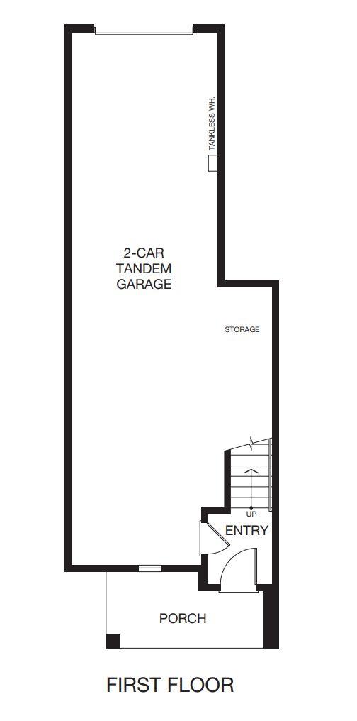Plan A2:First Floor