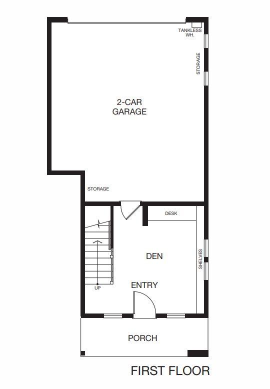 Plan B2:First Floor