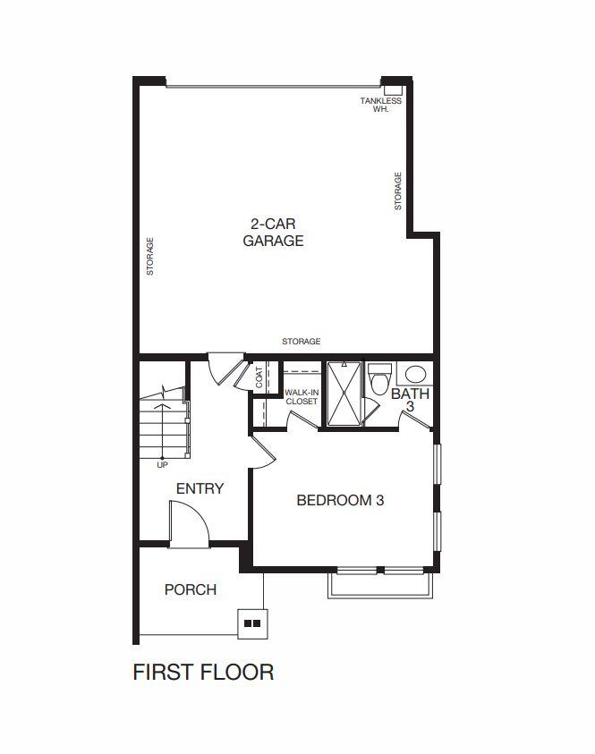 Plan D:First Floor
