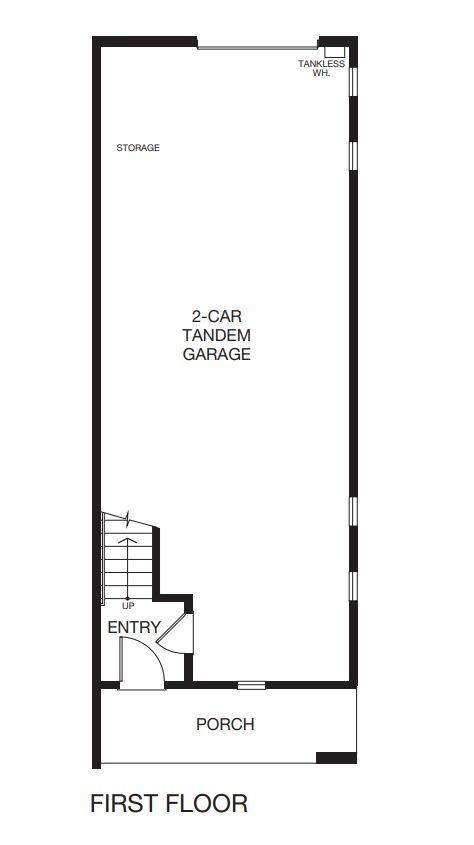 Plan E:First Floor