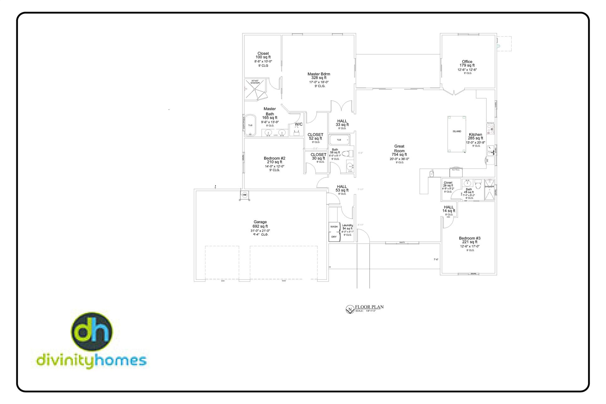 Mulberry Floorplan:Mulberry Floorplan
