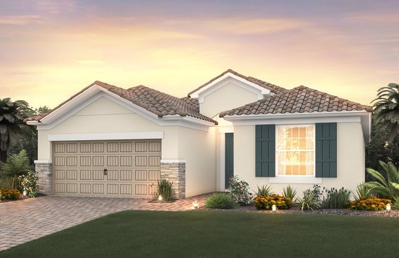 Exterior:Exterior FM2A with tile roof