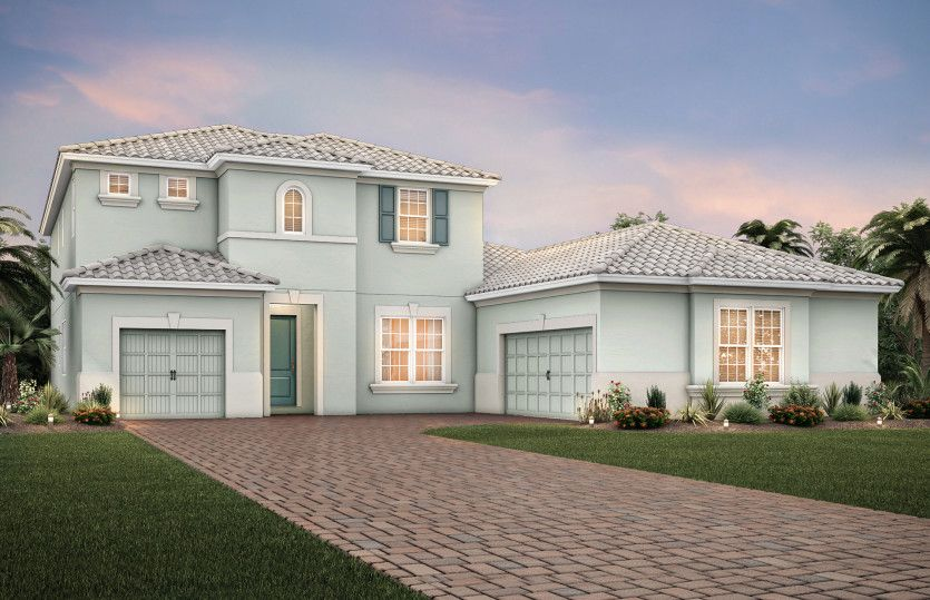 Empire:Home Exterior FM2A with tile roof