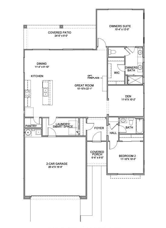 Penny Lane Floor Plan
