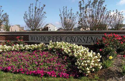 Woodcreek Entrance