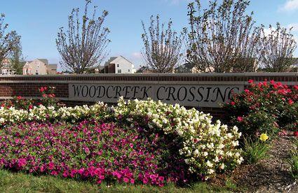 Woodcreek Entrance