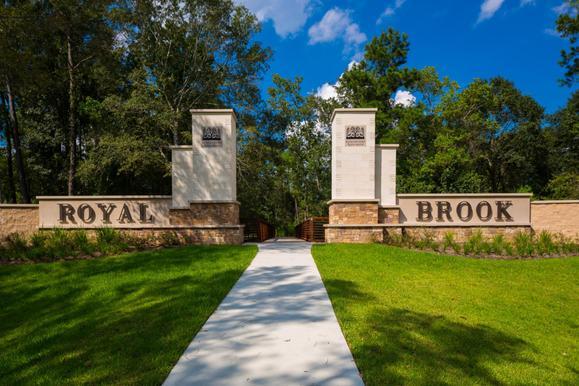 The Royal Brook Walking Path