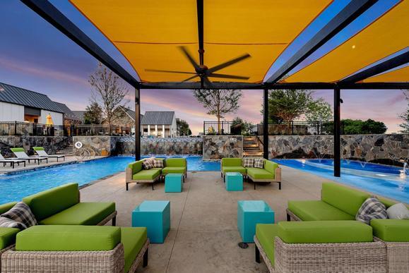 The Grove Frisco Pool
