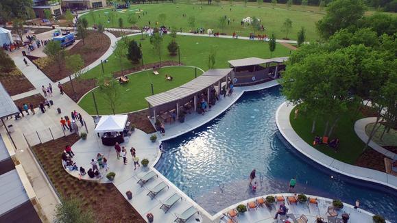 The Union Park Amenities