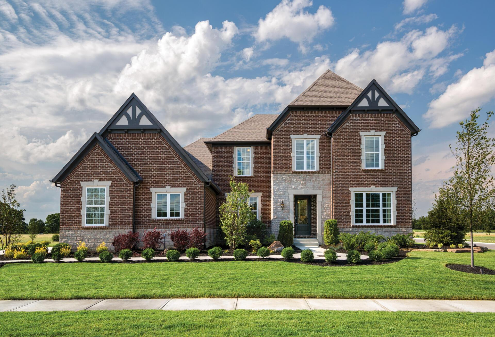 The Crestwood D Exterior