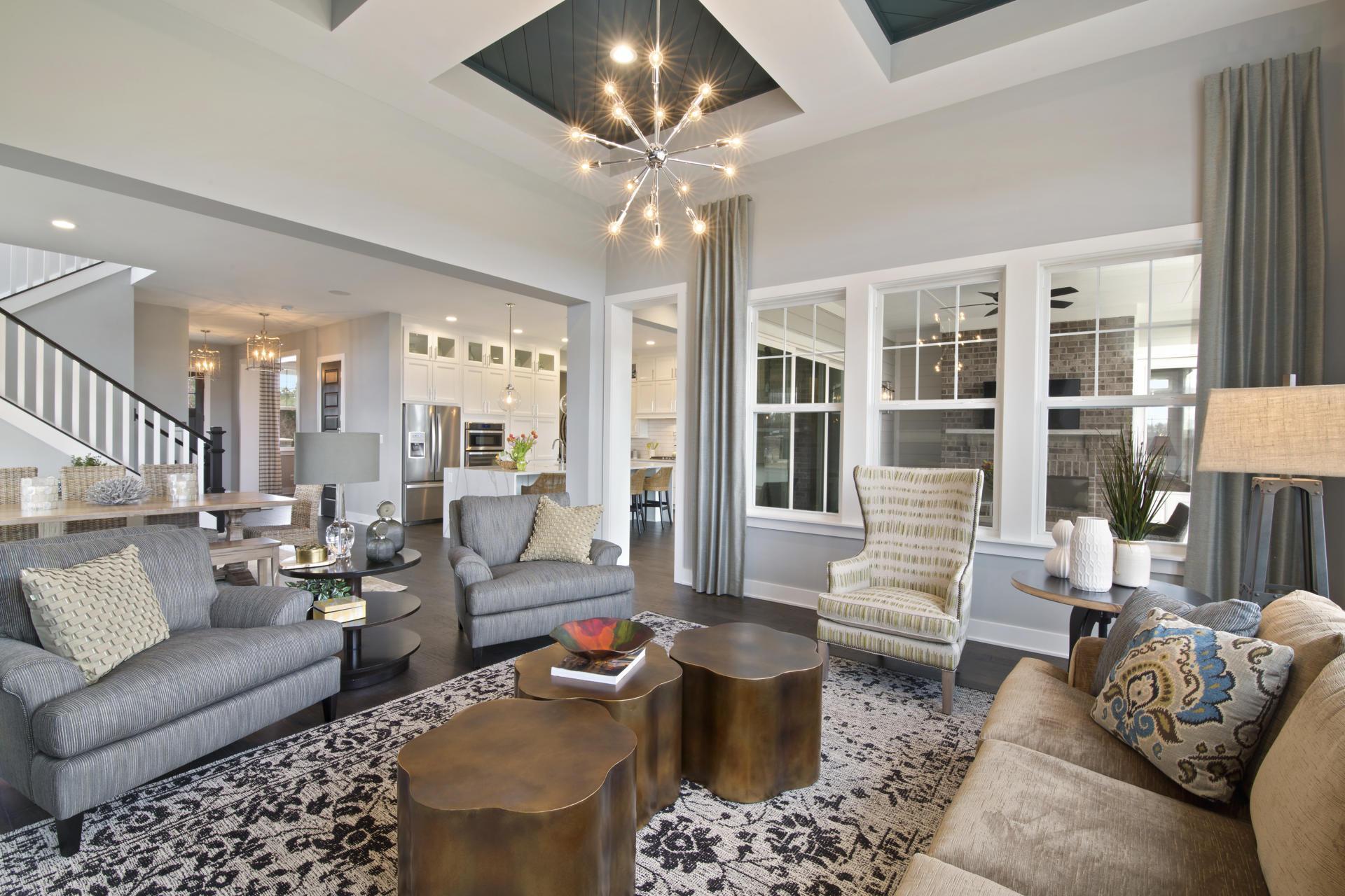Interior:The Monticello Family Room