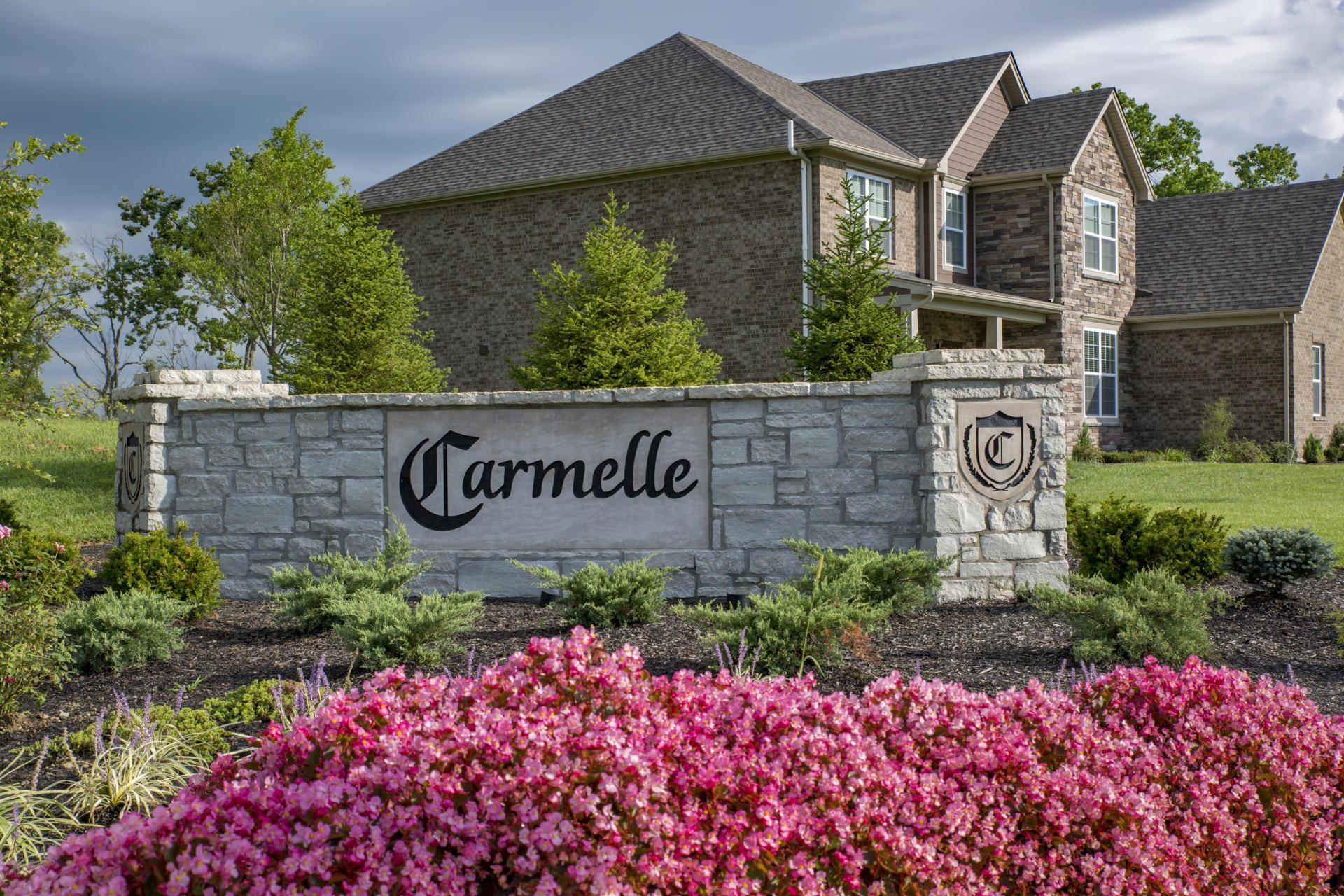The Carmelle Entrance