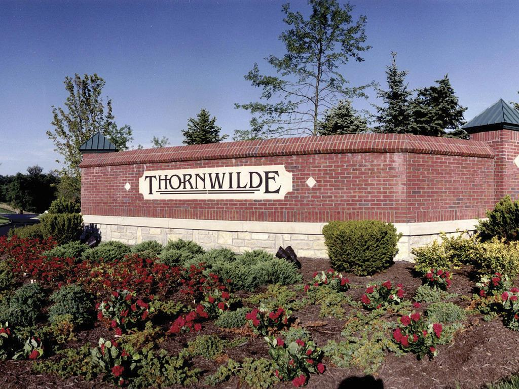 The Thornwilde Entrance