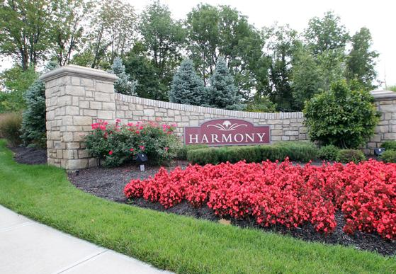 The Harmony Entrance